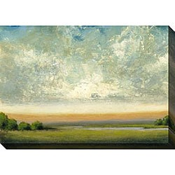 Gallery Direct St. John 'Good Earth II' Oversized Canvas Art