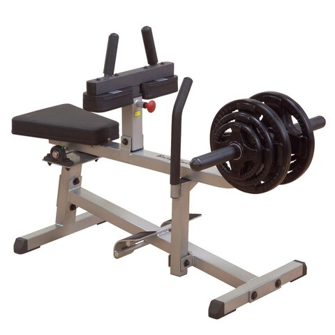 Body Solid GSCR349 Seated Calf Raise Machine