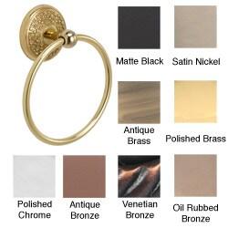 Allied Brass Monte Carlo Towel Ring