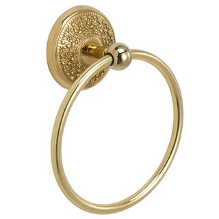 Allied Brass Monte Carlo Towel Ring