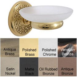 Allied Brass Monte Carlo Wall-mounted Soap Dish Holder|https://ak1.ostkcdn.com/images/products/3911781/Monte-Carlo-Wall-mounted-Soap-Dish-Holder-P11947166.jpg?impolicy=medium