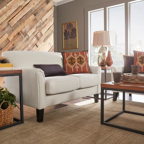 Uptown Modern Loveseat by iNSPIRE Q Classic