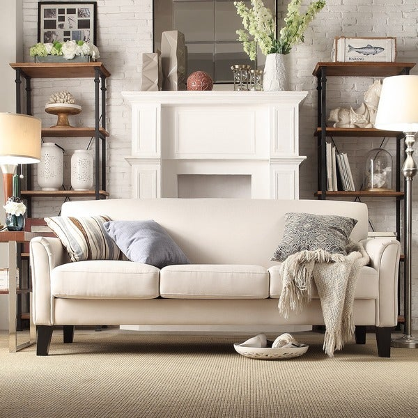 Shop Uptown Modern Sofa by iNSPIRE Q Classic - Free Shipping Today ...