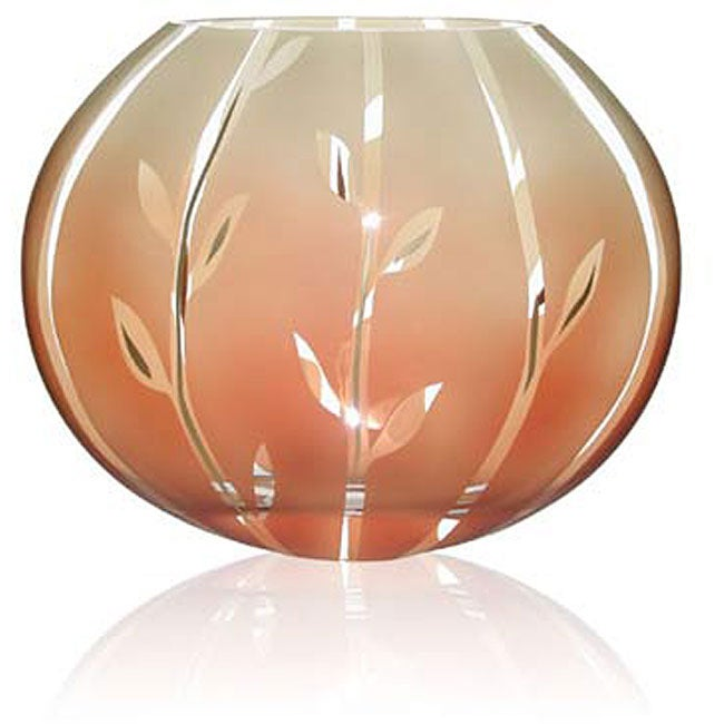 Feng Shui Round Tall Vase