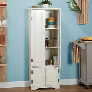 Simple Living Extra-tall Cabinet|https://ak1.ostkcdn.com/images/products/3912177/P11952129.jpg?impolicy=medium