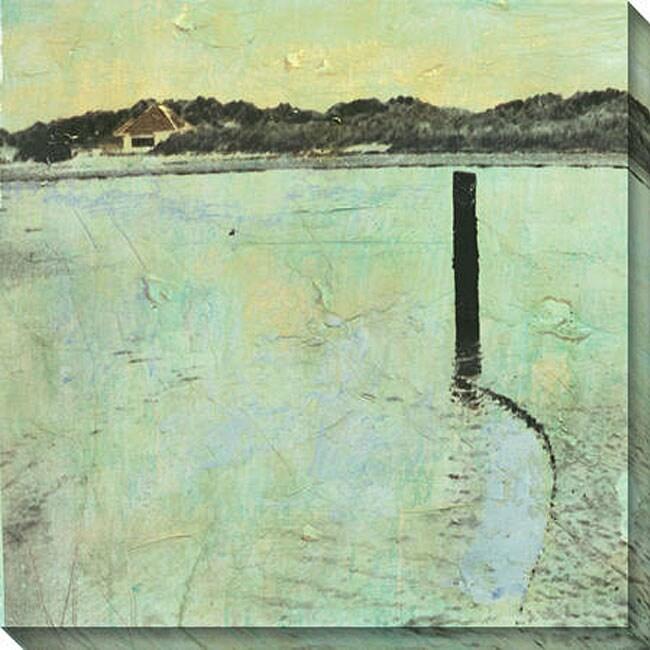 Gallery Direct Sara Abbott 'Beach Series III' Oversized Canvas Art