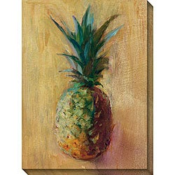 Gallery Direct Allyson Krowitz 'Pineapples V' Canvas Art