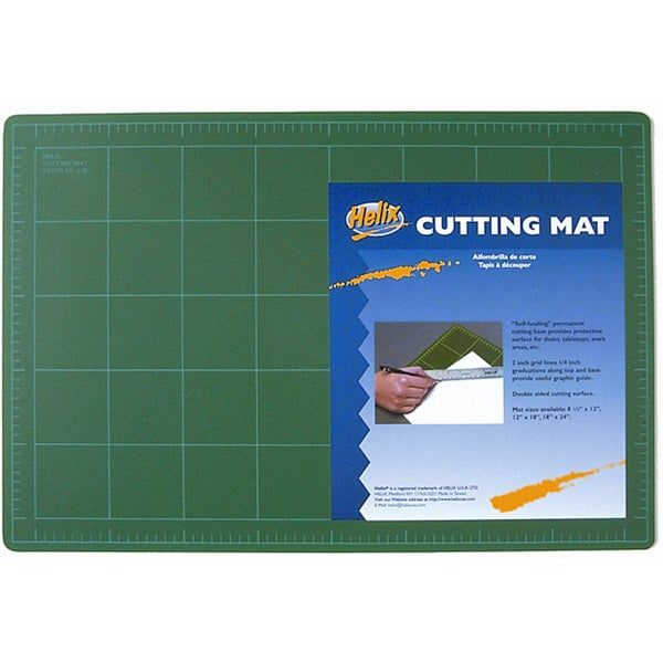 Helix Self-healing Cutting Mat (12 in. x 18 in.)