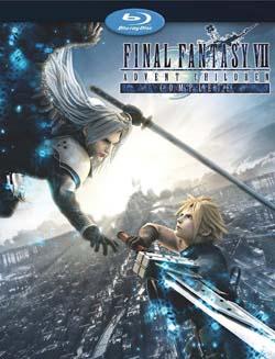 Final Fantasy VII: Advent Children (Blu-ray Disc)