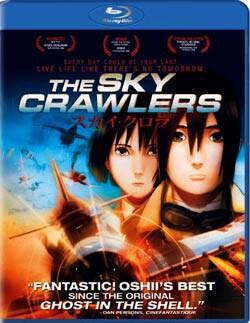 The Sky Crawlers (Blu-ray Disc)