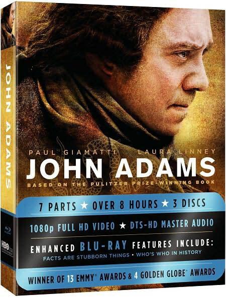 John Adams (Blu-ray Disc)
