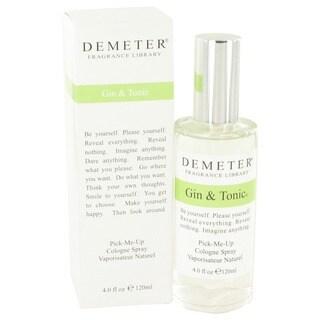 Demeter Gin & Tonic Women's 4-ounce Cologne Spray