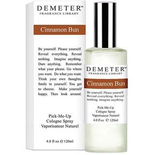 Demeter Cinnamon Bun Women's 4-ounce Cologne Spray