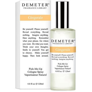 Demeter Gingerale Women's 4-ounce Cologne Spray