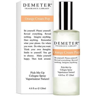 Demeter Orange Cream Pop Women's 4-ounce Cologne Spray