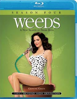 Weeds: Season 4 (Blu-ray Disc)