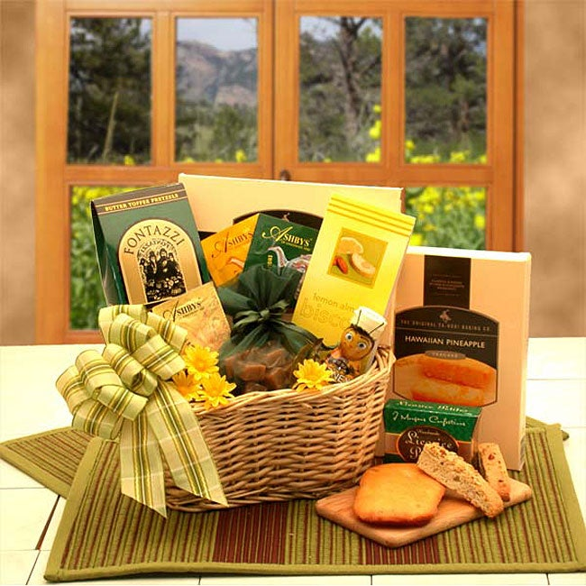 When to Give a Gourmet Gift Basket