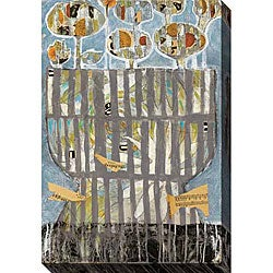 Gallery Direct Judy Paul 'Moderator' Oversized Giclee Canvas Art