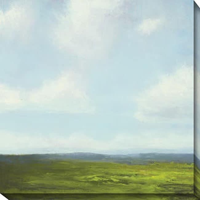 Gallery Direct St. John 'Storm Series IV' Oversized Canvas Art