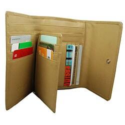Romano Three-fold Women's Wallet - Thumbnail 2