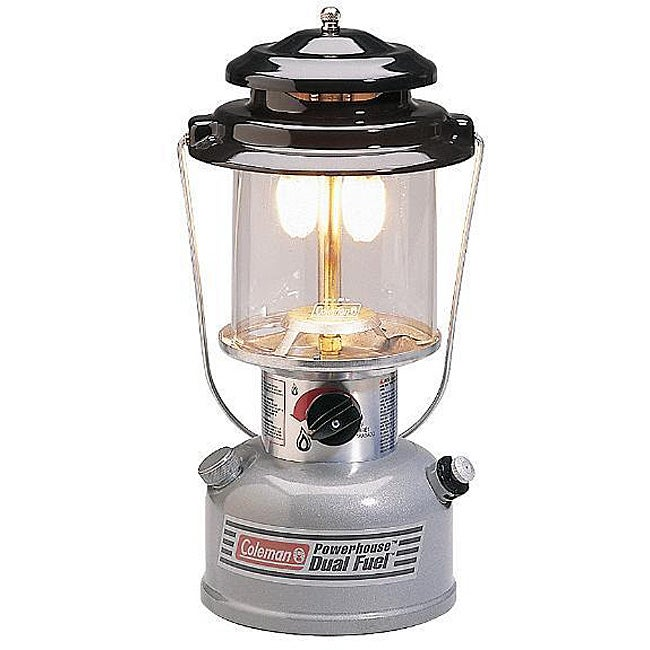 Coleman Premium Powerhouse Dual Fuel Lantern