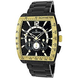 Le Chateau Sports Dinamica Men's Gunmetal Watch