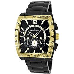 Le Chateau Sports Dinamica Men's Gunmetal Watch