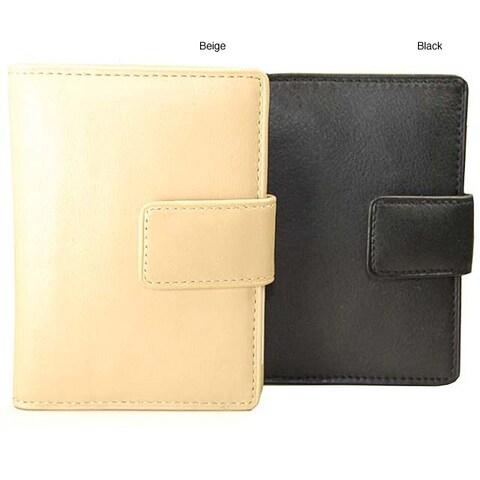 Romano Men's Snap-close Billfold Wallet