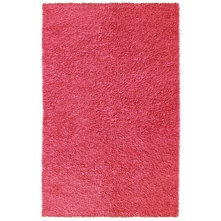 Pink Chenille Shag Rug (4' x 6')|https://ak1.ostkcdn.com/images/products/3920163/Pink-Chenille-Shag-Rug-4-x-6-P11961733.jpg?impolicy=medium
