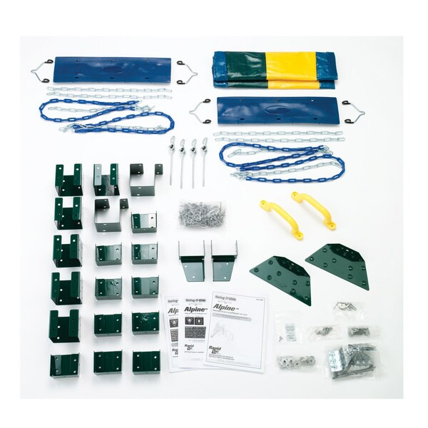 Alpine Custom Swing Set Hardware Kit