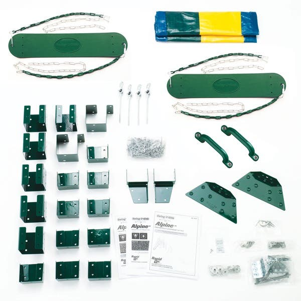 Shop Alpine Custom Swing Set Hardware Kit 18 5 X13 X11