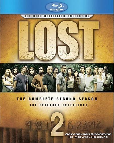 Lost: The Complete Second Season (Blu-ray Disc)