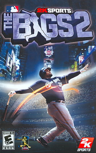 PS2 - The Bigs 2 - By Take 2 Interactive