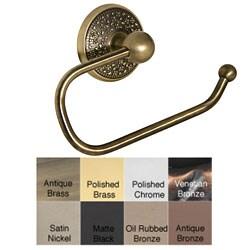 Allied Brass Monte Carlo Euro-style Toilet Tissue Holder