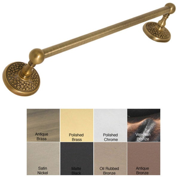 Allied Brass Monte Carlo 24 Inch Towel Bar Free Shipping Today 11965308