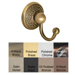 Allied Brass Monte Carlo Utility Robe Hook