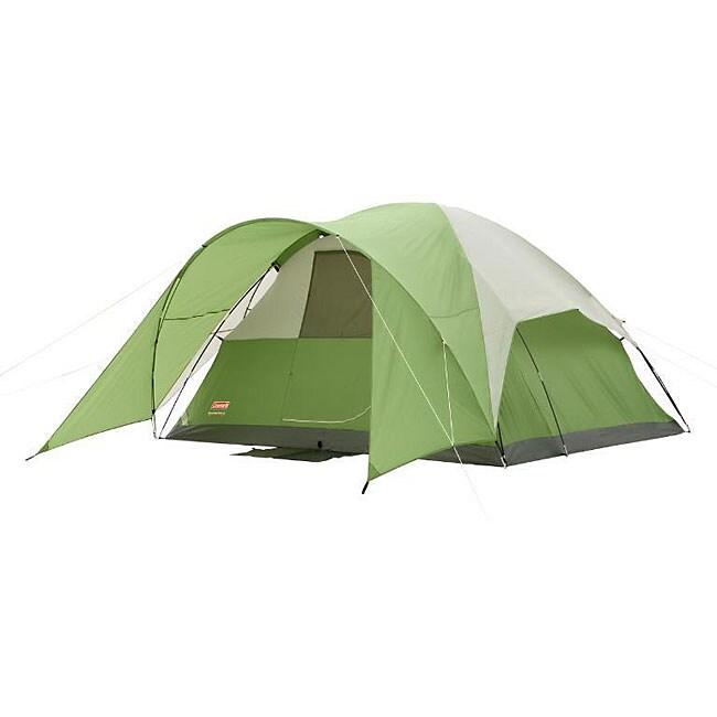 Coleman Evanston 6-person Tent (11' x 10')