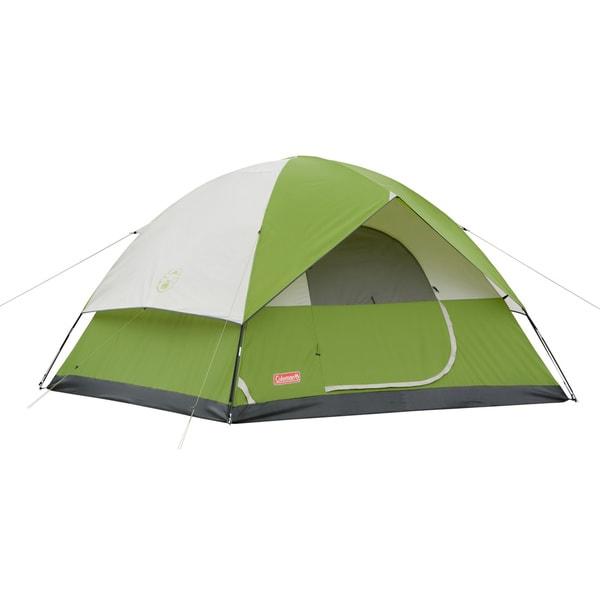 Coleman Sundome 6-person Tent (10' x 10')