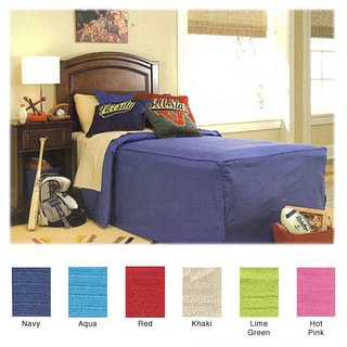 Shop Rib Cord Bedspread Set Free Shipping On Orders Over
