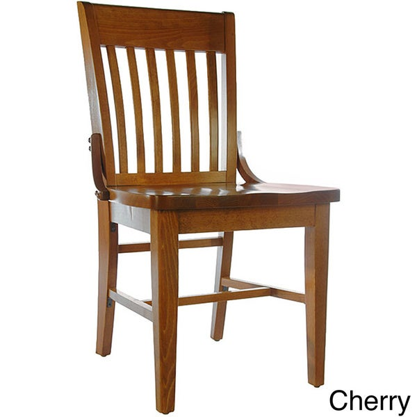 shop school house dining chair set of 2 on sale free shipping