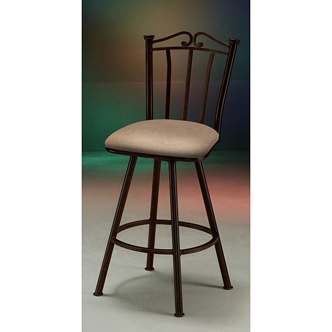 Laguna Topanga Brown Bar Stool Free Shipping Today