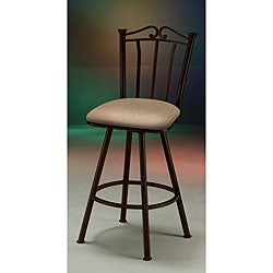 Shop Laguna Topanga Brown Bar Stool Free Shipping Today