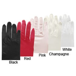 Journee Collection Women's 8-inch Formal Gloves - Thumbnail 1