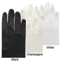 Journee Collection Women's Short Formal Gloves - Thumbnail 1