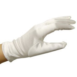 Journee Collection Women's Short Formal Gloves - Thumbnail 2