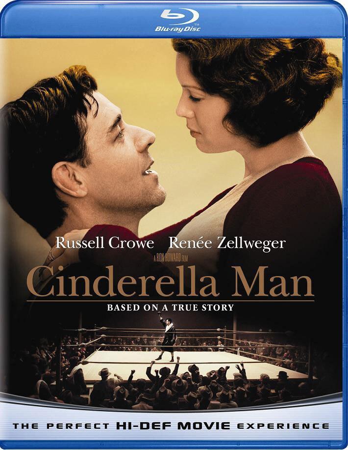 Cinderella Man (Blu-ray Disc)