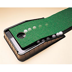 Automatic Ball Return 7-foot Putting Green - Thumbnail 1