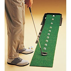 Automatic Ball Return 7-foot Putting Green