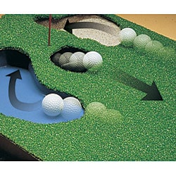Putting Green with Electronic Ball Return (9' x 16) - Thumbnail 1