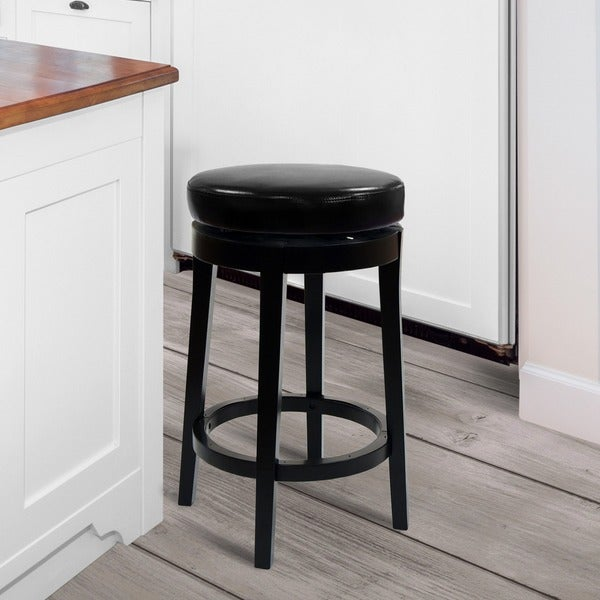 Backless Swivel Stool & Backless Swivel Stool - Free Shipping Today - Overstock.com - 11975656 islam-shia.org
